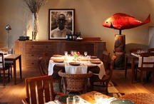 Agua | Grupo Tragaluz / Restaurante en la playa con el espíritu de la Barceloneta. Cocina marinera, fresca y sencilla. Para tomar al sol en invierno.