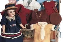 Dolls:  Bleuette / by Mary Kone
