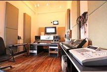 Studio / I need an awesome studio.  / by Robert Bradford
