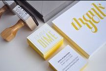 Design / Buisness cards / by Maxime P
