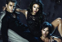 Vampire Diaries (Another Obsession) / by Felecia Richko-Gabor
