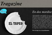 Tragazine | Grupo Tragaluz / Magazine de Grupo Tragaluz