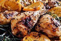 Recipes // Chicken & Turkey / by Jessica Brown