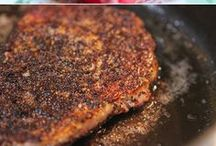 Recipes // Pork, Beef & Lamb / by Jessica Brown