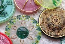 Lovely buttons & beads / by Audrey Heikoop-van den Hurk