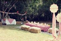 Barnyard Party / by Amanda Garrison-Sawyer