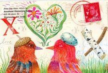 Lovely mail / by Audrey Heikoop-van den Hurk