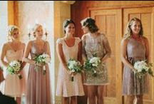 Bridesmaids! / Hello beautiful ladies!! Here I will post some colors and dresses for bridesmaids stuff. Feel free to pin stuff that you like too!!