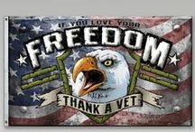 Veterans / We ♥ our Veterans and are thankful for their commitment to defending our freedom.