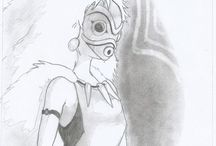 Dibujos animes y realistas / son dibujos dibujados
