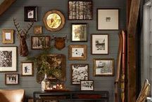 Deck the Walls / Gallery wall inspiration / by Jaimie McCaffrey