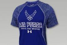 Limited Edition Collection / Check out the Action Collection from Under Armour featuring ALL BRANCHES!!