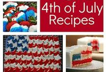 Party In The U.S.A. / 4th of July food & decorations / by Jaimie McCaffrey