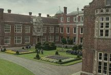 aes: boarding school / aesthetic board for rich kids in boarding schools