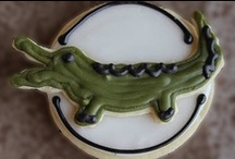 Alligator & Swamp / by Mardi Gras Outlet
