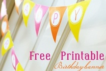 Free Printables / by Mardi Gras Outlet