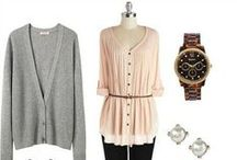 My Style / Styles I love, or rock, clothing fix its and sewing tutorials. / by Courtney Chambers