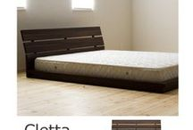 BED ベッド / モームオリジナルインテリアが厳選したオリジナルベッド http://www.momu-shop.jp/bed/ / by Original design momu K.Isagawa