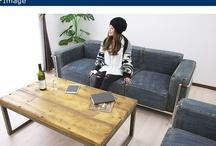Modern design sofa モダンデザインソファー / http://www.momu-shop.jp/sofa/ / by Original design momu K.Isagawa