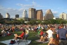 Austin Music Venues / Austin is the music capital of the world. Check out these pins for all the best venues to hear any and all genres of music. ROCK ON! / by Hyatt Regency Austin Hotel