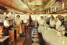 Diners & Drive-ins / From their menus to their interiors, and from their specials and signature service.