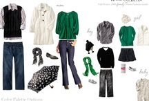 What to Wear - Winter / I know first hand that deciding on outfits for your photo shoot can be stressful (I had my own family's session this past Fall and...oh my!!), so let me (and Pinterest) try to help!  Take the lead from these photos and fashion inspiration boards.