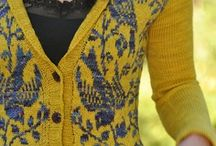 Knitting--Sweaters and Vests / by Katie-Lyn Bunney