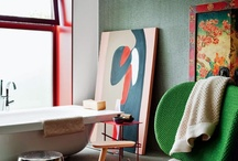 inspired space / by Aliea Mikel
