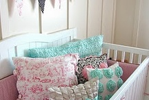 Baby girl rooms / by Shanna Stolte