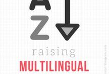 Bilingual Parenting / Stories and tips from parents who are raising bilingual children