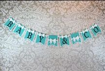 Baby Shower Ideas - Breakfast at Tiffany's Brunch