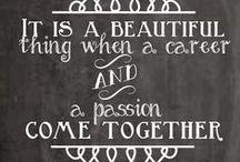 love in action / Social Work Board / by Pindiana Jones