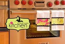 Sewing Kitchen & Tea Towels