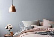 Bedrooms / The perfect place to unwind. Take a look at these dreamy bedrooms.