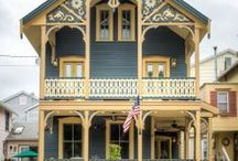Historic Homes / Historic and historically inspired homes, from Tudors to Colonials. These are historic homes that we here at realtor.com adore.