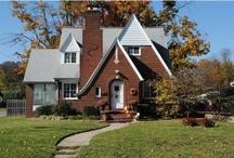 Homes - Tudor / Tudor architectural style homes from Realtor.com / by realtor.com