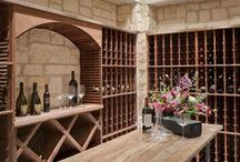 Wine Cellars / Wonderful and classic ideas for how to organize your wine cellar.