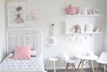 Kids Rooms & Nurseries / Creative decor inspiration to help you put together your kid's dream room or nursery.