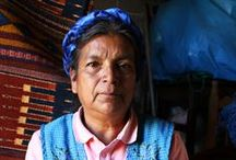 Meet the Weavers / Manos Zapotecas Artisans continue a rich heritage of traditional weaving. Their work weaves together family, community and tradition - sacred bonds in the Zapotec culture. More than just a way to earn a living, their art tells a people's history through design and color.