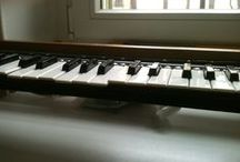 The Ondes Martenot and me / Things I'd like to share about my Ondes Martenot related activities