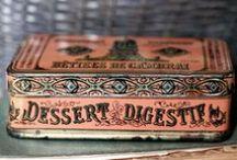 Packaging   Vintage - WORLDWIDE