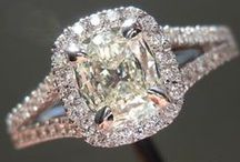 Diamond Rings / by Bridal Expo Chicago/Milwaukee Luxury Events