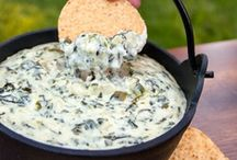 Amazing Appetizer Recipes / These are delicious looking appetizer recipe ideas from various sites. / by Stefanie Singleton