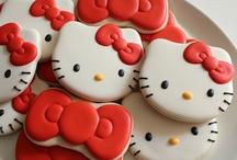 Hello Kitty  / by Stefanie Singleton