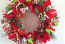 Wreaths / by Valerie Ellenberger