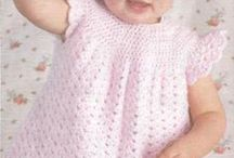 Baby Crochet / Patterns and Ideas for Kids with Crochet