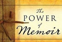 Memoir Writing / This is a community board for anyone with a love of memoir /autobiography and writing your side of your family history.  / by Cate Russell-Cole