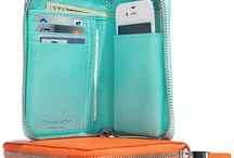 Cell Phone Wallets / by Gladys Buzzell