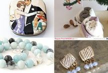 Favorite Etsy Treasuries Collection / Beautiful and Great Treasuries from Etsy Sellers