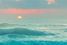 oceans so blue